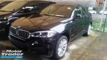 2015 BMW X6 M-Sport 40D 3.0 Diesel Power Boot Sunroof Rear Camera Unreg Local AP