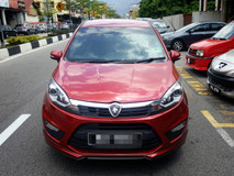 2016 PROTON IRIZ 1.6 Premium FULL Spec(AUTO)2016 Only 1 UNCLE Owner 33K Mileage TIPTOP PUSHSTART DVD GPS REVERSE