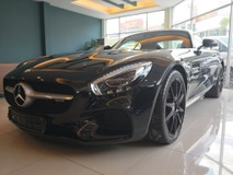 2015 MERCEDES-BENZ GTS AMG 4.0 Coupe BURNMESTER PREMIUM GTS =NO GST==NO SST=