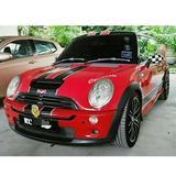 2005 MINI Cooper S turbo s checkmate special edition