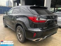 2017 LEXUS RX  200T F SPORT
