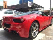2011 FERRARI 458 ITALIA 458 ITALIA