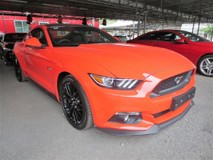 2016 FORD MUSTANG GT 5.0 COUPE