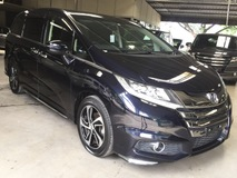 2014 HONDA ODYSSEY 2.4 RC1 ABSOLUTE 4CAM SEMI LEATHER MANY UNITS
