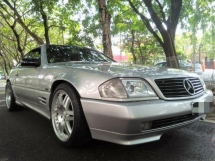 1996 MERCEDES-BENZ SL SL320