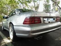 1996 MERCEDES-BENZ SL SL320