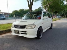 2002 PERODUA KELISA 1.0 (M) TURBO  *Sport Seats, Like New, Limiter Units, Sport Seats*