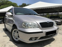 2005 NAZA RIA 2.5 V6 SUNROOF GOOD CONDITION CAR KING