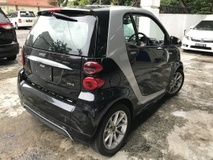 2012 SMART FORTWO SMART FORTWO 1.0(A)UNREG 2012