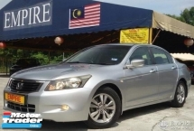 "2009 HONDA ACCORD 2.0 ( A ) I-VETC "" NEW FACELIFT "" !! HIGH SPECS !! ( WXX 2022 ) 1 CAREFUL OWNER !!"