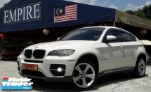 "2010 BMW X6 3.0 ( A ) M-SPORT !! LIMITED EDITION !! TWIN POWER TURBO LCI 35i X-DRIVE !! "" PREMIUM HIGH SPECS WITH POWER BOOT & PADDLE SHIFT "" !! ( WXX 872 ) 1 CAREFUL OWNER !!"