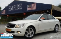 2009 MERCEDES-BENZ C-CLASS C230 2.5 ( A ) AVANTGARDE EDITION LOCAL ASSEMBLE !! MODEL W204 !! ( AXX 39 ) 1 CAREFUL OWNER !!
