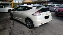2012 HONDA CR-Z HONDA CR-Z 1.5 (M), ACC FREE, VERY WELL MAINTAIN , HIGH LOAN, SPORT MODEL, FULL SPEC, MUST VIEW, PJ LOCATION, HYBRID