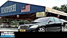 2008 MERCEDES-BENZ S-CLASS S300L 3.0 ( A ) LONG WHEEL BASE !! PREMIUM EDITION NEW FACELIFT !! ( WXX 7372 ) 1 CAREFUL OWNER !!