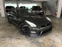 2015 NISSAN SKYLINE GTR R35 Premium 3.8 V6 Twin Turbo New Facelift Unreg Bose Sound System No SST