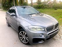 2015 BMW X6 M 4.4 X Drive M Sport 50i Unreg