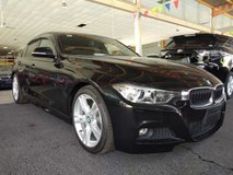 2013 BMW 3 SERIES 328 F30 MSPORT Twin Power Turbo