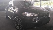 2016 BMW X6 M BMW X6 MSPORT DIESEL