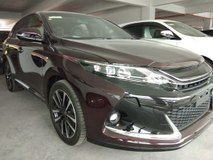 2015 TOYOTA HARRIER GS 2.0A Valve matic Engine.