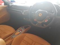 2011 FERRARI 458 ITALIA 4.5