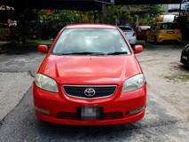 2004 TOYOTA VIOS 1.5 E FULL Spec(AUTO)2004 Only 1 Careful UNCLE Owner 132K Mileage TIPTOP ACCIDENTFree