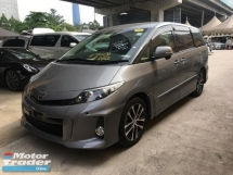 2015 TOYOTA ESTIMA Unreg Toyota Estima Aeras Premium 7seather Camera 7G