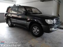 1998 TOYOTA LAND CRUISER 4.7