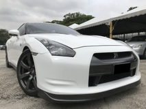 2009 NISSAN GT-R 3.8L BLACK EDITION PREMIUM CBU ORI CONDITION 1 OWNER