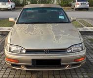 1996 TOYOTA CAMRY 2.2 GX Sedan