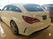 2016 MERCEDES-BENZ CLA CLA180 Shooting Brake 1.6 (A) TURBOCHARGED WAGON TYPE PROMO