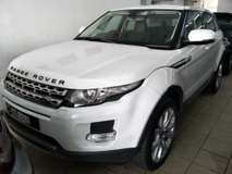2013 LAND ROVER EVOQUE 2.0 SI4