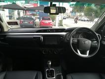 2018 TOYOTA HILUX 2.4 G AUTO DAUBLE CAB