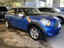 2013 MINI Countryman 1.6 Tiptronic 6 Speed Automatic Xenon Light Push Start Button Climate Control 1 Year Warranty Unreg