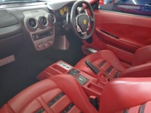 2008 FERRARI 430 F430 FULL SPEC WITH SMOOTH EXHAUST
