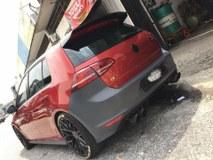 Volkswagen Golf MK7 Golf R Bodykit Exterior & Body Parts > Car body kits