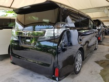2016 TOYOTA VELLFIRE 2.5 GOLDEN EYE UNREG POWER BOO SURROUND CAMERA 0% GST PRICE