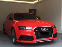 2015 AUDI RS6 4.0 Wagon v8 (A)TFSI QUATTRO TWIN TURBO 605hp PLS CALL 019 3839680 CHONG