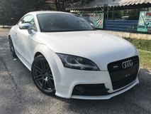 2013 AUDI TTS 2.0 MMI FULL SPEC UK NEW UNREG