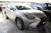 2015 LEXUS NX 200t NX200t 2.0 Turbocharge 235hp Original 53000 KM Full Service Records with Lexus Malaysia