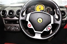 2008 FERRARI 430 F430 F1 Red Interior Sport Paddle Shift Steering Push Start Button Front Reverse Sensors Xenon Light
