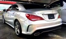 2013 MERCEDES-BENZ CLA 250 AMG 2.0 (UNREG) By AlenLim