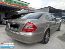 2010 MERCEDES-BENZ E-CLASS YEAR END CLERANCE STOCK