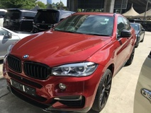 2015 BMW X6 X6 50D