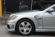 Mercedes benz W221 S class WALD Black bison Bodykit  Exterior & Body Parts > Car body kits