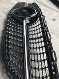 Mercedes Benz W205 Sport Grill W205 diamond grille  Exterior & Body Parts