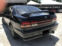 1998 NISSAN CEFIRO 3.0 (A) GOOD CONDITION 1 OWNER CAR KING