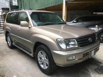 2004 TOYOTA LAND CRUISER 4.2 Diesel