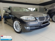 2011 BMW 5 SERIES F10 3.0 TWIN POWER TURBO LOCAL SPEC