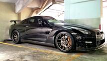 2012 NISSAN GT-R GT-R PREMIUM EDITION