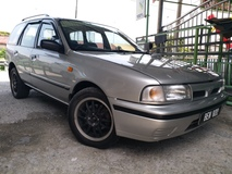 1995 NISSAN AD RESORT TIPTOP NO NEED REPAIR NO LEAKING GOOD GEARBOX